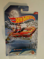 NEW HOT WHEELS 2016 Christmas Holiday PURPLE PASSION #5/5 RARE