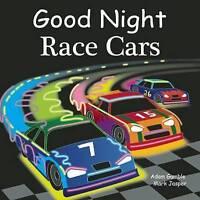NEW Good Night Race Cars by Adam Gamble