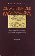 Die Meister der Mahamudra, Keith Dowman