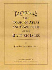 USED (GD) Bartholomew's Touring Atlas and Gazetteer of the British Isles (Road A