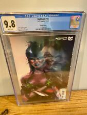 Batman #98 - CGC 9.8 - 2020 DC Comics - Francesco Mattina Variant - Punchline