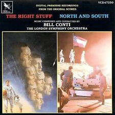 The Right Stuff (1983 Film) / North And South (1985 Television Mini-Series) [2 o