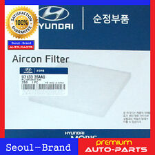 Genuine Hyundai Sonata(yf) 2011,2012,2013 Cabin Air(Aircon) Filter OEM Parts