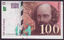 100 Francs Cezanne 1998 decalé  SPL ( 122 )