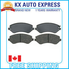 PREMIUM FRONT CERAMIC BRAKE PADS FOR DODGE GRAND CARAVAN 2004 2005 2006 2007