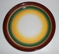 Vernon Kilns Pottery Mojave Dinner Plate! MINT