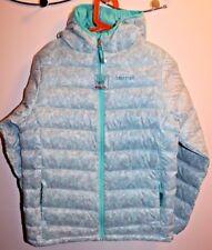 New Marmot 700 Down insulated Nika Hoody Jacket girls size M (8/9)