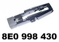 Original Scheibenwischer Adapter Connector 1 Stück Audi A4 S4 B5 B6 / 8E0998430