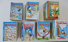 274x Die tollsten Geschichten von Donald Duck - Sonderhefte - Heft 54 bis 333!!!