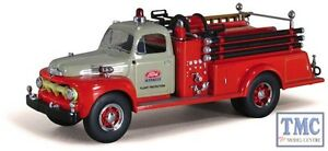 19-3980 First Gear 1:34 SCALE  1951 Ford F-Series PumperFord Tractor Plant Prote