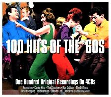 SEALED NEW CD Various - 100 Hits Of The 60s