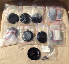 9 American Standard Threaded Tilt Valve Repair Kit Lot, Seat Discs & Lift Chains