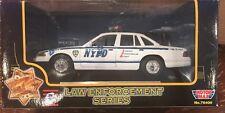 Motormax New York Police Dept.'