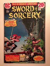 Sword of Sorcery #1/Bronze Age DC Comic/VF-
