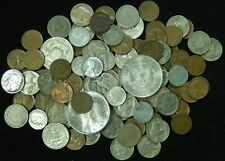 1 LB. One Pound COIN LOT 90% SILVER MORGAN PEACE BUFFALO NICKEL INDIAN CENT