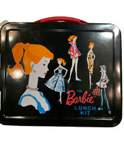 1962 Edition Barbie lunch box