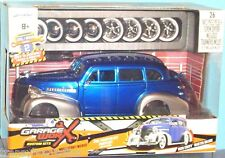 JADA KIT GARAGE 1939 CHEVY MASTER DELUXE BLUE 1/24 DIECAST NEW IN BOX 97328