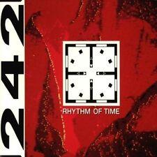 Front 242 Rhythm of time (#rrecd13) [Maxi-CD]