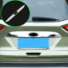 FOR FORD ESCAPE KUGA 2013-2016 REAR TRUNK HATCH HANDLE CHROME TRIM COVER MOLDING