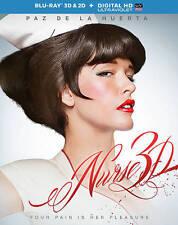 Nurse (2014, 2D/3D Blu-ray) w/slipcover