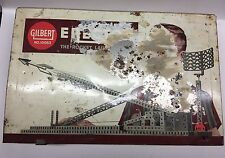 Vintage Erector Set Gilbert