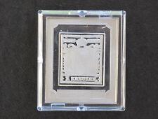 Hapsburg Coat of Arms Austria Silver Art Bar Franklin Mint World Stamps P0416