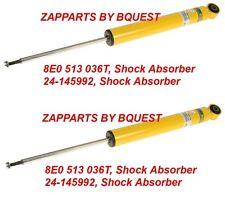 24-145992 Shock Absorber AUDI A4,A5,A6,A7,S4,S5,Q5, QUATTRO BILSTEIN B8 REAR SET