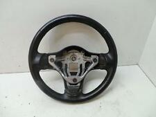 Mitsubishi Colt 2004 - 2008 Black Leather 3 Spoke Steering Wheel