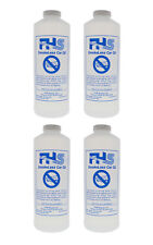 FHS SmokeLess Car Oil, High Performance Blend for Worn Engines, 1 Qt, 4 Pack