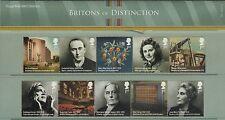2012 Britons Of Distinction Presentation Pack 467