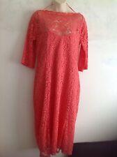 NEXT Lace 3/4 Sleeve Dresses Midi
