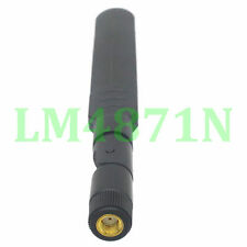 Antenna 2.4GHz 5dBi Omni WIFI RP.SMA male for D-link Linksys Booster router Oar