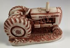 Massey Harris Georgia Marble Tractor Figurine Limited Edition Agriculture USA