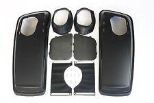 Matt Black Hard saddlebag 6*9 speaker lids fit 2014 Harley Davidson Touring 15