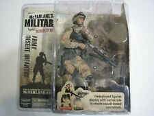 McFarlanes Military Redeployed ARMY Desert Infantry