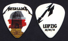 Metallica James Hetfield Leipzig 4/30/18 Guitar Pick - 2018 WorldWired Tour