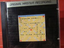 """MFSL MFCD-806 ANDREW POWELL """"ALAN PARSONS PROJECT""""(JAPAN-COMPACT DISC/NEARMINT)"""