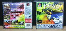 V-RALLY - PS1 - PlayStation 1 - PAL - Italiano - Usato