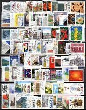 ALLEMAGNE - lot de 100 timbres oblitérés différents  - LOT D13.