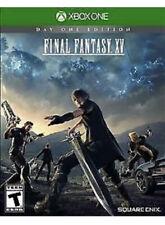 Final Fantasy XV Xbox One/series x T Kids 15 No DLC's