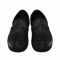 VANS x STAR WARS Classic Slip On Shoes (NEW) Darth Vader DARK SIDE Mens Sz. 5-12