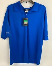 Nwt Nike Golf Blue Polo Sz Xl