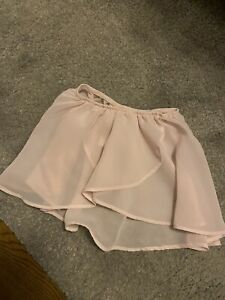 Child's Pink Ballet Wrap Skirt Age 4-6