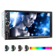 XOMAX Xm-2v717 Autoradio mit MirrorLink Funktion Beleuchtungsfarbe