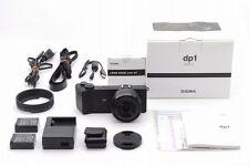 【NEAR MINT in BOX】SIGMA DP1 QUATTRO 33MP 19mm F2.8 Digital Camera from Japan#647