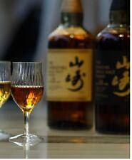 Suntory Yamazaki x Takeo Kikuchi single malt Whisky Fragrance glass made Japan