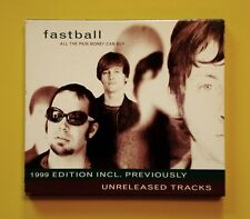 Fastball - All The Pain Money Can Buy CD (Hollywood, 1999) with 3 bonus tracks!
