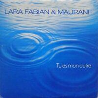 LARA FABIAN & MAURANE : TU ES MON AUTRE - [ CD SINGLE PROMO ]