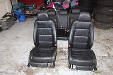 2011 VW GOLF MK6 ESTATE INTERIOR LEATHER SEATS SET
