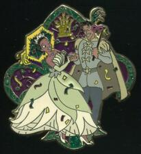 WDI Mardi Gras Princess and the Frog Tiana and Naveen LE 250 Disney Pin 99841